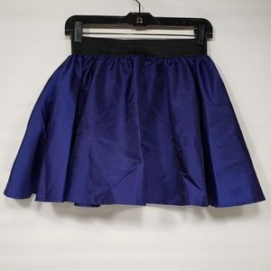 Maurices Studio Y Blue Skirt XS